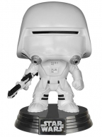 Figura - Star Wars, First Order Snowtrooper