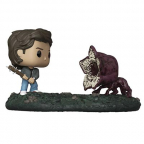 Figura - Stranger Things, Steve and Demodog