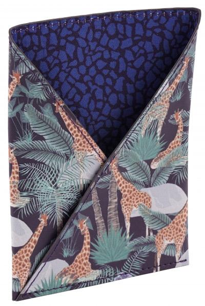 Futrola za pasoš - Jungle Giraffe
