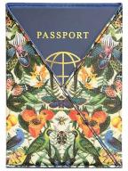 Futrola za pasoš i tag za kofer - Travel Archive