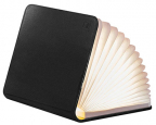 Lampa - Book, Black Leather, L