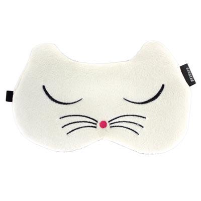 Maska za oči - White Cat