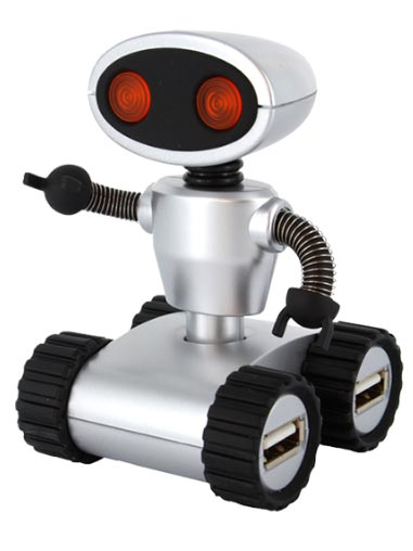 Multi port USB - Robot