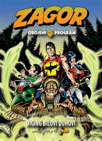 Obojeni program 30 - Zagor: Diging Bilovi duhovi