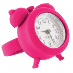Sat mini Ring - Pink