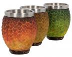 Set čašica - GOT: Drogon, Rhaegal, Viserion