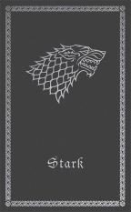 Set notes i hemijska - GOT, Stark