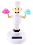 Solarna figura - Flip Flap, Chef