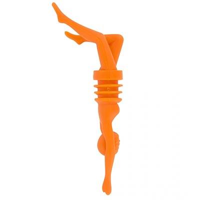 Stoper za flašu - Diva, Orange