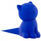 Stoper za vrata - Cat, Blue