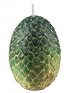 Sveća - GOT, Dragon Egg, Green