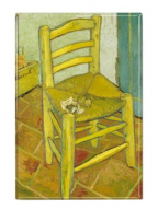 Magnet - Van Gogh, The Chair