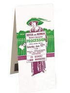 Magnetni bukmarker - Suffragettes, Women's Coronation