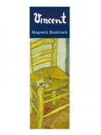 Magnetni bukmarker - Van Gogh, The Chair