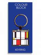 Privezak - Colour Block, Small Blocks