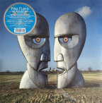 The Division Bell - 25th Anniversary (Blue Vinyl)