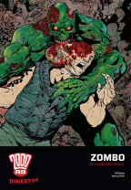 2000 AD DIGEST - ZOMBO: I'M A GOOD BOY, REALLY