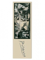 Bukmarker - Picasso, Guernica