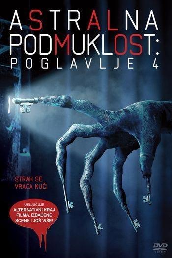 DVD, ASTRALNA PODMUKLOST: POGLAVLJE 4