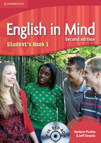 ENGLISH IN MIND + CD UDŽBENIK