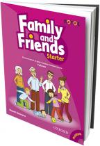 FAMILY AND FRIENDS STARTER, RADNI UDŽBENIK ZA 2. RAZRED