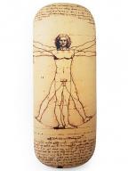Kutija za naočare Da Vinci Vitruvian Man