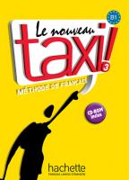 Le nouveau taxi! 3 + cd udžbenik