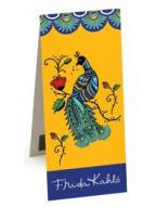 Magnetni bukmarker - Frida Kahlo, Peacock yellow
