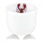Posuda za jaje - Feet, Lobster