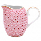 Posuda za mleko - S, Bloomingtails Pink