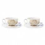 solja - set2 tea royal white