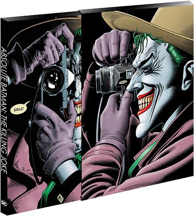 Absolute Batman: The Killing Joke: 30th Anniversary Edition