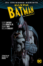 ALL STAR BATMAN HC VOLUME 1: MY OWN WORST ENEMY