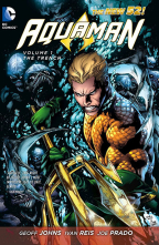 AQUAMAN VOLUME 1: THE TRENCH