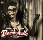 ART OF DC COMICS BOMBSHELLS