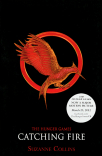 catching fire hunger games trilogy book 2