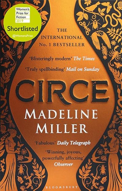 CIRCE - Madeline Miller | Delfi knjižare | Sve dobre knjige na ...