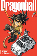 Dragonball 3-In-1 Edition 1