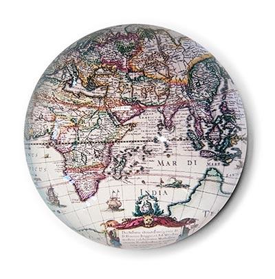 Držač papira - Antique Maps, Nova Terrarum Orbis