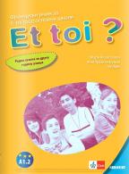 Et toi 2, francuski jezik, radna sveska za 6. razred osnovne škole