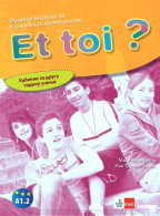 Et toi 2, francuski jezik, udžbenik za 6. razred osnovne škole