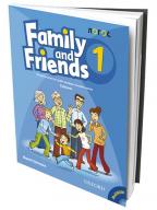 FAMILY AND FRIENDS 1 - UDŽBENIK, ENGLESKI JEZIK ZA TREĆI RAZRED OSNOVNE ŠKOLE