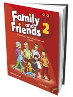 FAMILY AND FRIENDS 2 - UDŽBENIK, ENGLESKI JEZIK ZA ČETVRTI RAZRED OSNOVNE ŠKOLE