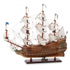 Figura - Ship, The Soleil Royal