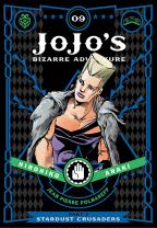 Jojo's Bizarre Adventure: Part 3 - Stardust Crusaders, Vol. 9