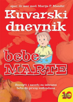 Kuvarski dnevnik bebe Marte - deseto izdanje