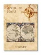 Magnet - Antique Maps, Nova et Accuratissima