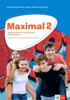 Maximal 2, nemački jezik, radna sveska sa cd-om za 6. razred osnovne škole