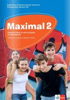Maximal 2, nemački jezik, udžbenik sa cd-om za 6. razred osnovne škole