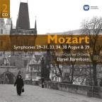 MOZART: SYMPHONIES 29-31, 33, 34, 38 PRAGUE & 39